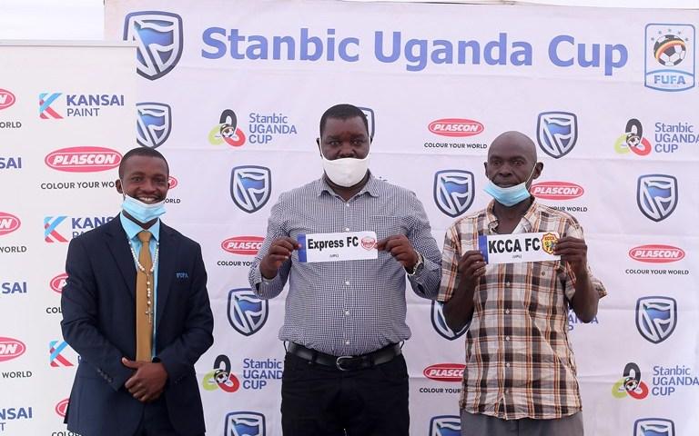 Stanbic Uganda Cup 2020/21: Classic Encounters Anticipated In The Quarterfinals