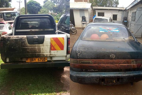 Police Arrest 11 Suspected Members Of Gang Responsible For Petrol Bombs Attacks On Vehicles