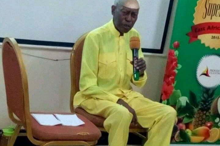Update: Fallen Pan-Africanist Prof.Kajabago Karusoke Laid To Rest Today