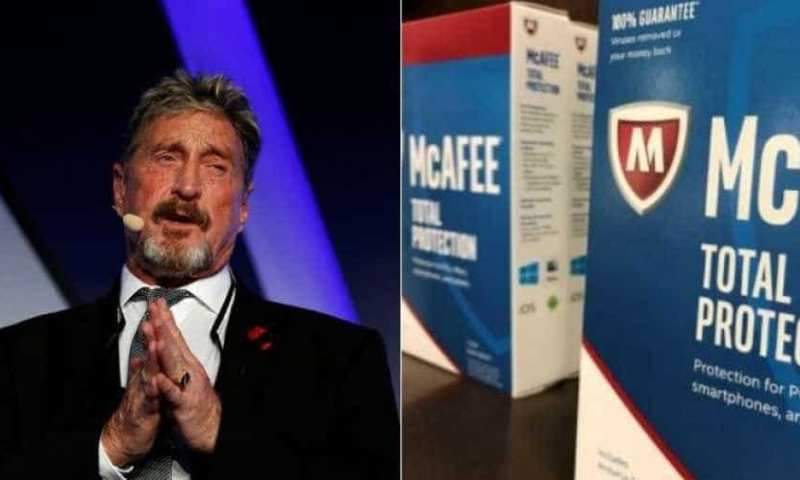 Software Mogul John McAfee, Founder Of Top Anti-virus Hangs Self In Spanish Jail After Learning Of Extradition To US