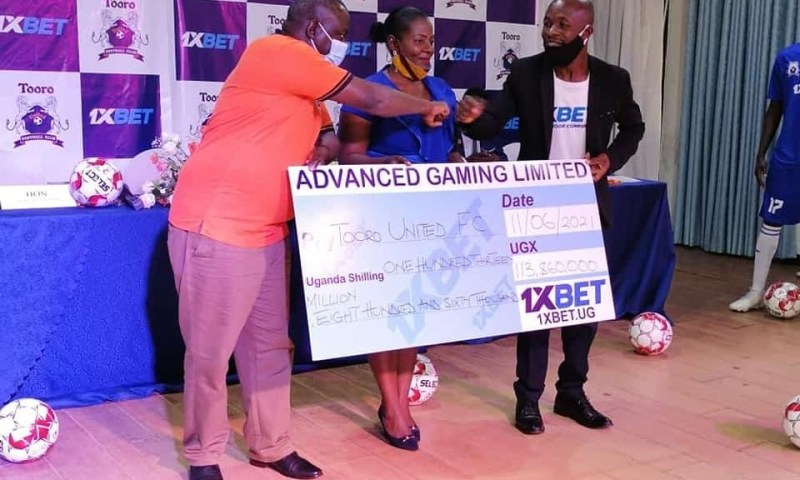 Fort Portal MP Ruhunda On Cloud 9 After 1XBET Bails Out His Tooro United With Over UGX100M