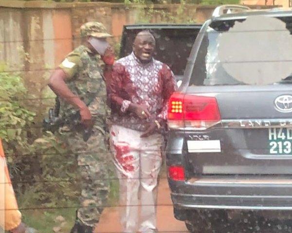 Kaweesi's Murder Suspect RemandedTo Kitalya Prison Over Gen. Katumba's Assassination Attempt