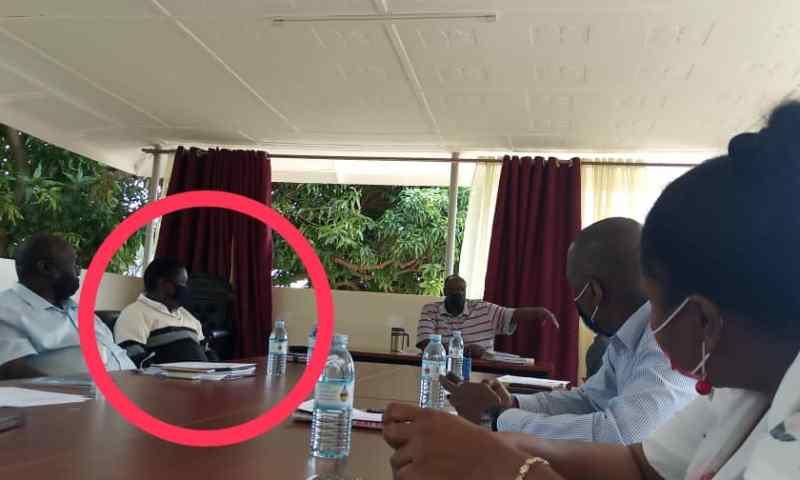 Exclusive! DP President Norbert Mao, Gen Saleh Hold Closed Door Meeting Over Uganda's Future; Mao Begs Saleh Not To Leave County To Emerging Vultures!