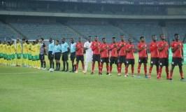 Hard Fighting Uganda Cranes Fall Short To South Africa In International Friendlies
