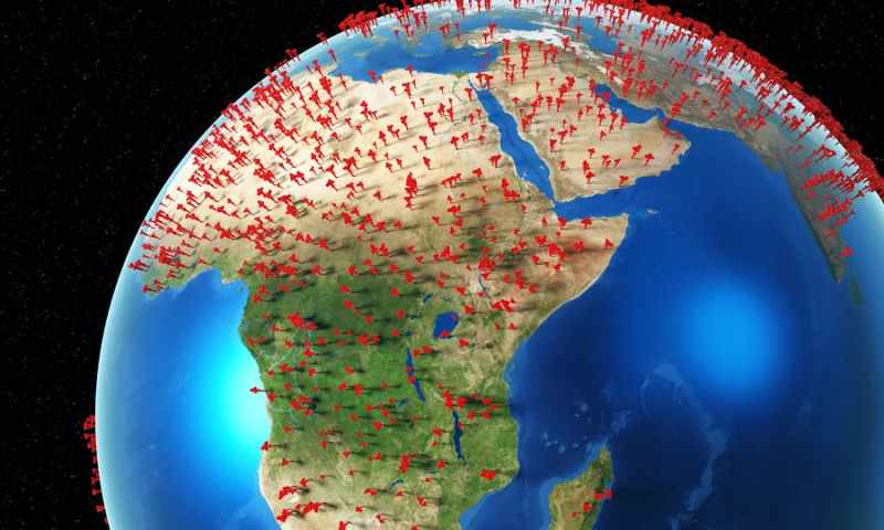 COVID-19: Third Wave Terribly Sweeps Across Africa As Vaccine Imports Dry Up