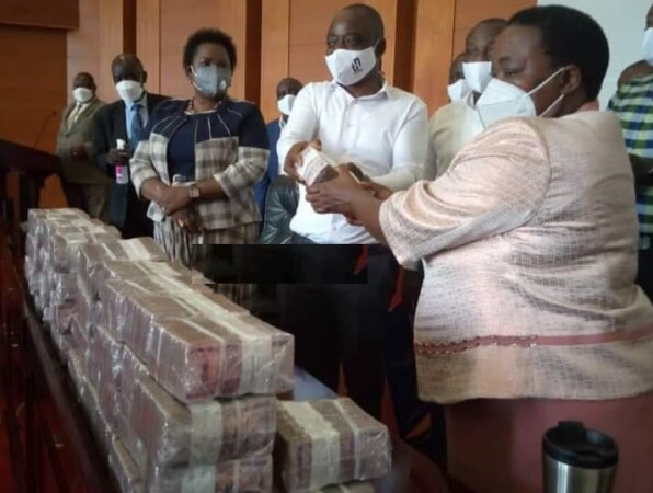 Big Hearted Tycoon Ham Kiggundu Boosts COVID-19 Fight Campaign With Shs530m