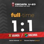 CECAFA U-23 Challenge Cup: Uganda Kobs Lock Horns With Tanzania In Group A