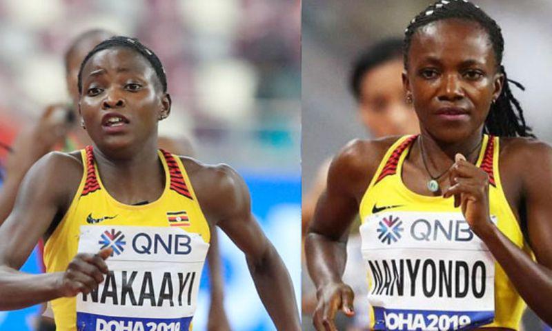 Tokyo Olympics: Great News As Uganda's Nanyondo, Nakayi Qualify For 800m Semi Finals