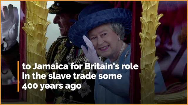 Jamaica Demands Reparations From Britain's Queen Over UK's Role In African Slavery