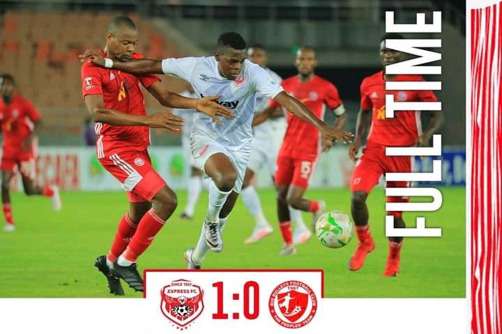 Uganda's Express FC Smash Malawi's Nyasa To Scoop Kagame Cecafa Cup