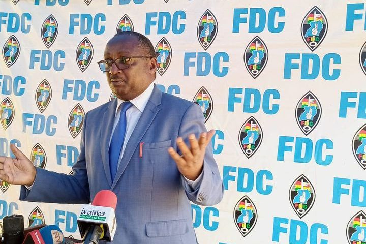 You Mean UPDF Is Trained To Crush Only Somalia Rebels? FDC 'Roasts' Gov't  As Masaka Killers Slaughter 29
