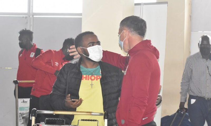 Micho Confirms More Additions To Uganda Cranes Team In Ethiopia