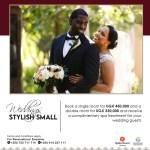 Speke Resort Munyonyo Back In Wedding Bonanza: Slashes Rates Through 'Wedding Stylish Small' Offer