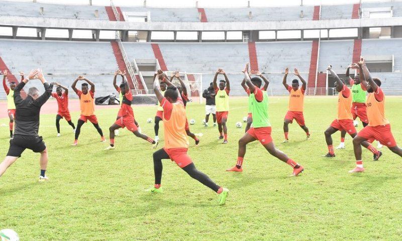 International Build Up: Uganda Cranes XI Vs Ethiopia Walia Stars