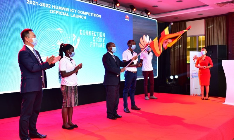 Minister Muyingo Launches 3rd Edition Of Huawei ICT Competition