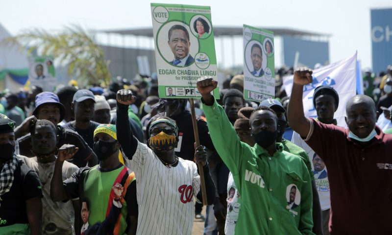 If Uganda Did It We Can Also 'Did It'-Zambia Switches Off Social Media Amidst Bloody Presidential Polls