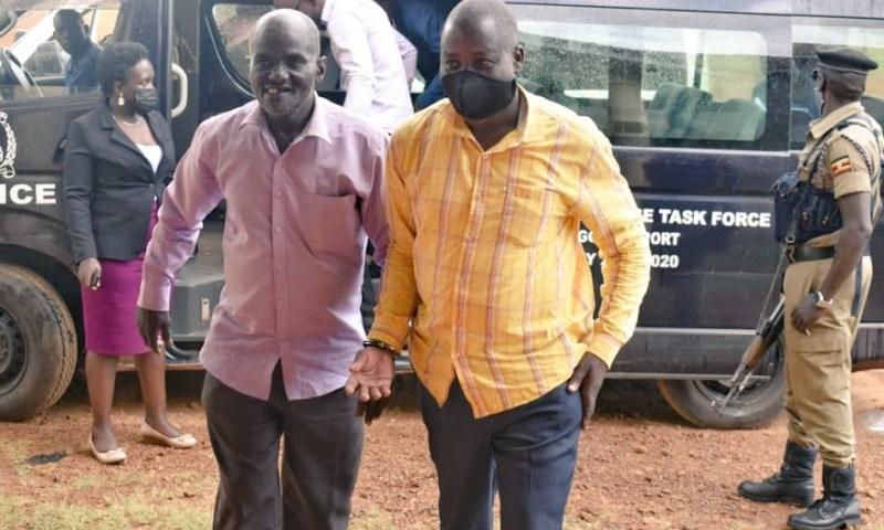 Col.Nakalema Arrests Hoima District Bosses For Hiring Gov't Road Equipment