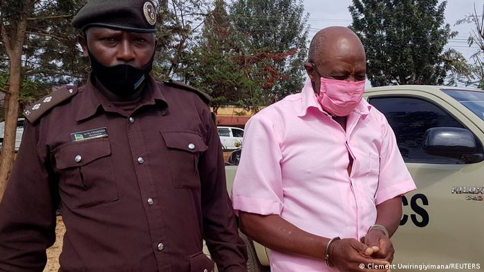 Rwanda Court Finds 'Hotel Rwanda' Hero Guilty Of Terrorism, Faces Life Imprisonment