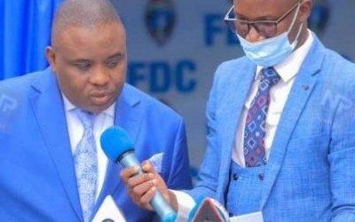 Lord Mayor Lukwago Promises Heaven On Earth After Swearing In As FDC Deputy President