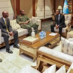 Land Forces Commander Muhoozi Meets Somalians Ahead Of Museveni's Withdraw Of Troops