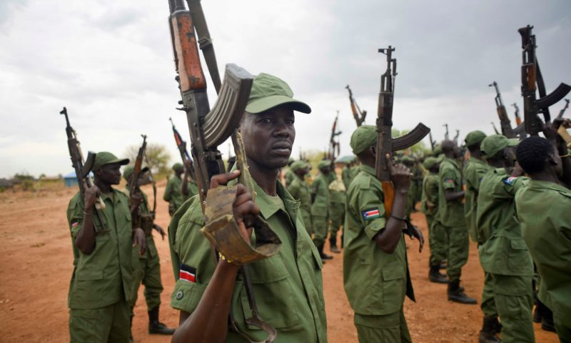 S.Sudan Rejects Deployment Of UPDF Along Highway As Killings Escalate