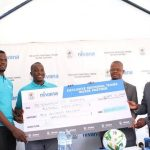 Ugandan Football Boosted: Nivana Water Offers Shs500M To FUFA For 3 Years