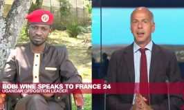 Museveni Will End Up In Trash Of History Like Previously Ousted Tyrants: Bobi Wine On France 24