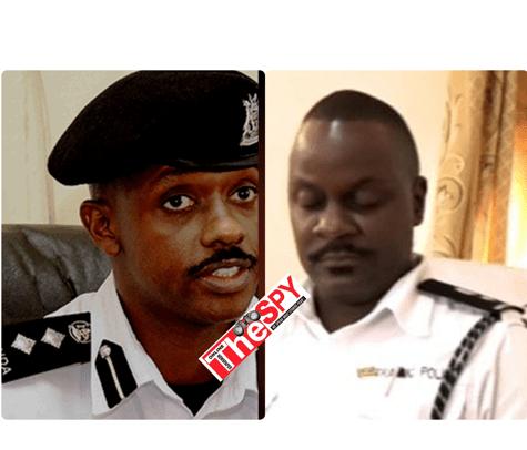 Nsereko Kawuma Appointed New KMP Traffic Commander, Musinga New Rwenzori RPC