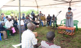 Minister Nabakooba Directs Police To Investigate Fraud & Forgeries In Isingiro Land