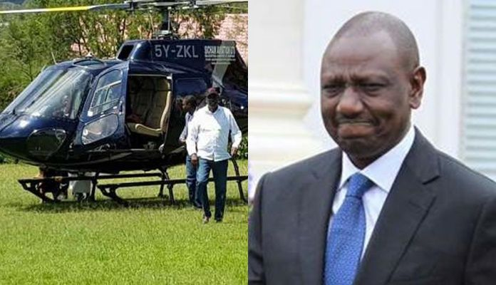 Ruto's Wealth Unearthed: Owns Shares In Safaricom, Kenya Airways, Five Helicopters & Multimillion Poultry Farm