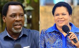 Crisis Hits Late TB Joshua's Church After Furious Disciples Rejecting Widow As Successor