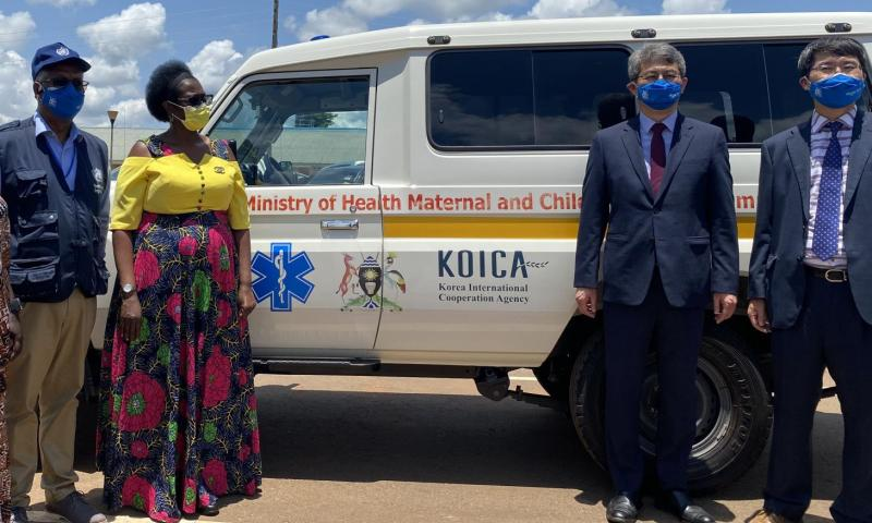 Health Ministry Launches $10M Project To Improve Maternal, Child & Adolescent Health Services In Busoga Region