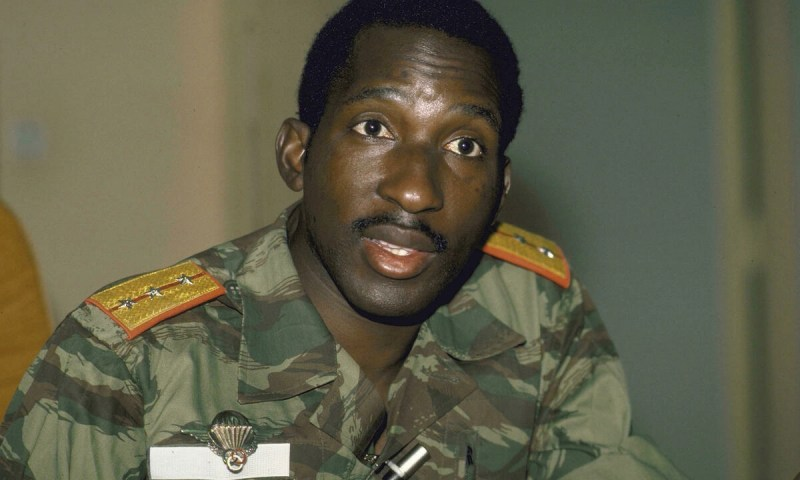 Black's History: Thomas Sankara A Great Pan-Africanist Killed Fighting To Decolonize Africans