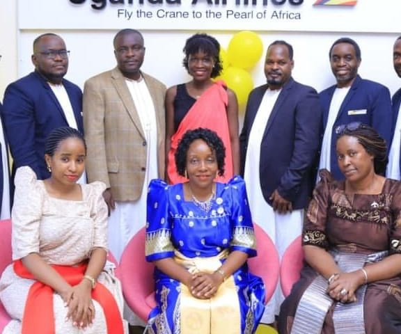 Pictorial: Uganda Airlines Celebrates Independence Day In Style