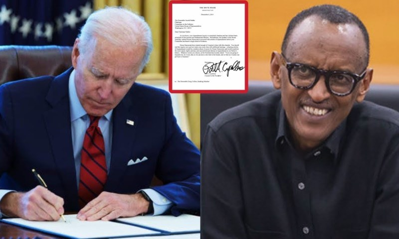 Kagame Jubilates As U.S. Deports Genocide Fugitive Oswald Rurangwa, To Serve 30yrs In Prison