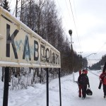Wintersport in Russland