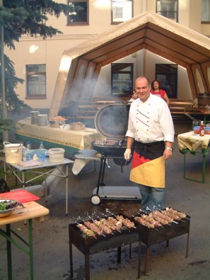 Eurobiker Barbecue