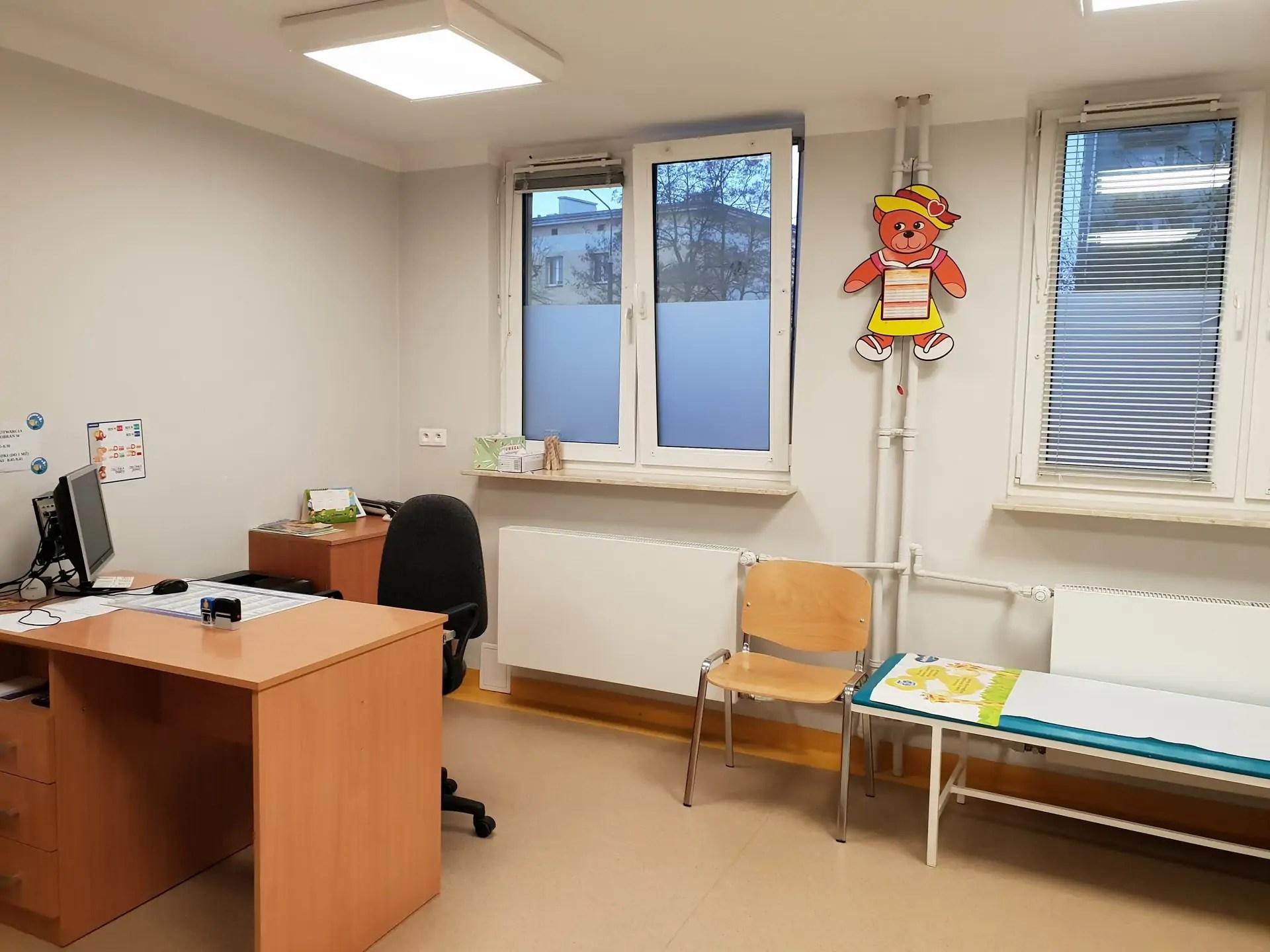 Dzieci Zdrowe - Gabinet lekarski