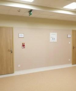 Pracownia Endoskopii – gabinety zabiegowe