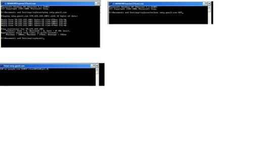 DB_mail_setup_Telnet