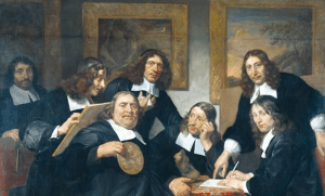 Sometimes it seems like you might need an entire committee to get any changes made.  This find-and-replace script should help reduce the need for that!  Jan de Bray - The Governors of the Guild of St Luke, Haarlem