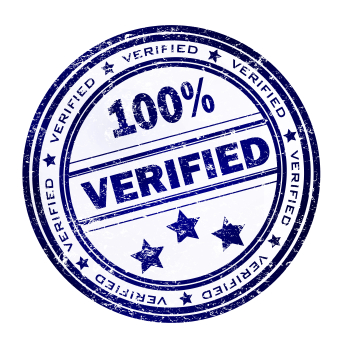 Is everything verified