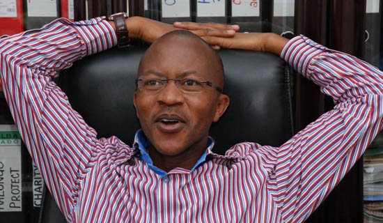 Frank Gashumba faces netizens' wrath