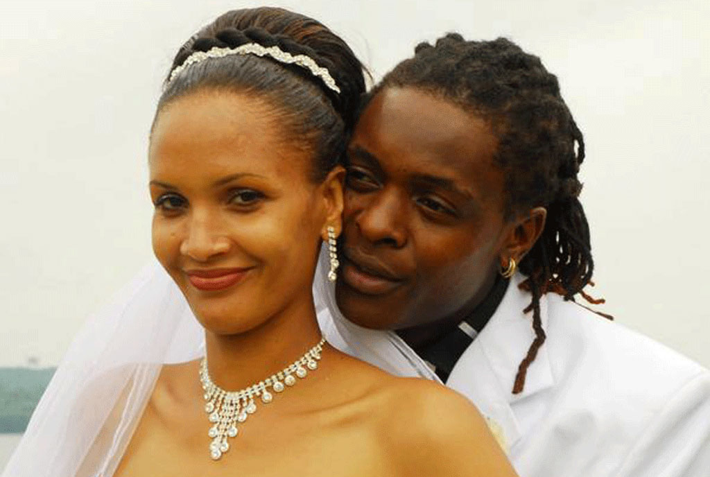 Their wedding ceremony which took place in 2008