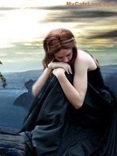 اجمل صور بنات حزينه صور جديده مكتوب عليها كلام حزين