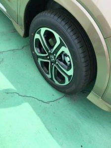 vezel-wheel