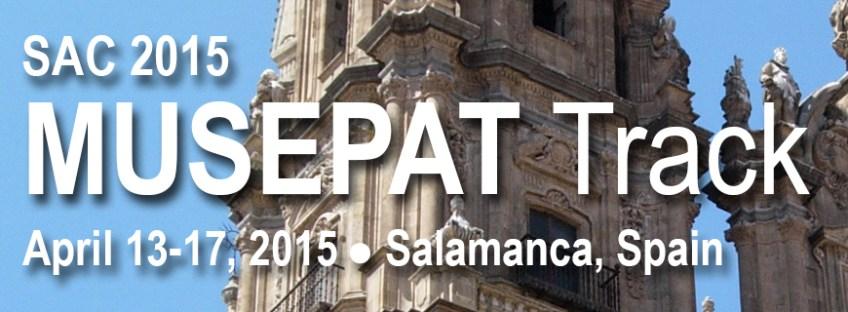 SAC-MUSEPAT 2015 Track