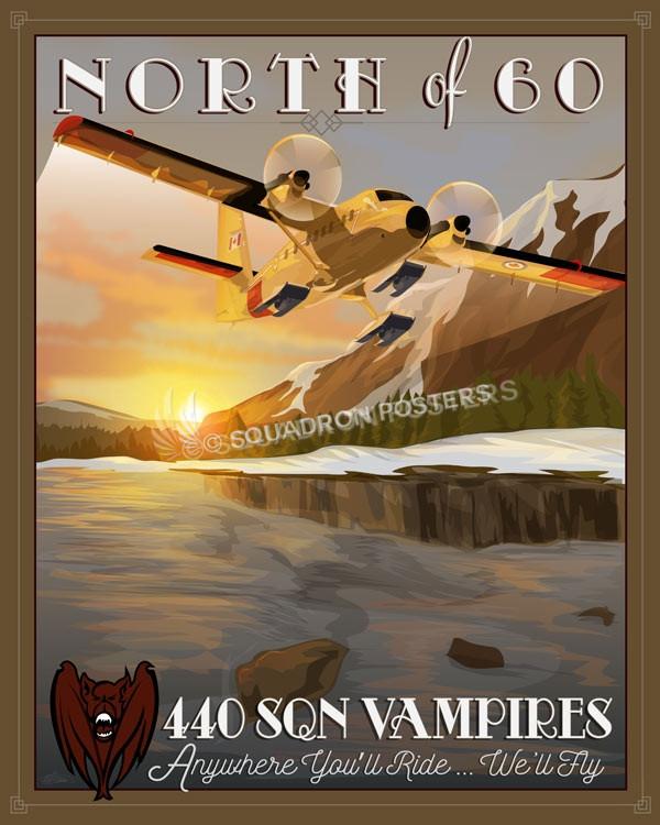RCAF 440 Transport Squadron CC 138 Twin Otter Squadron
