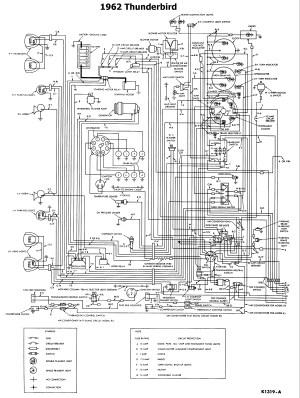 195868 Ford Electrical Schematics