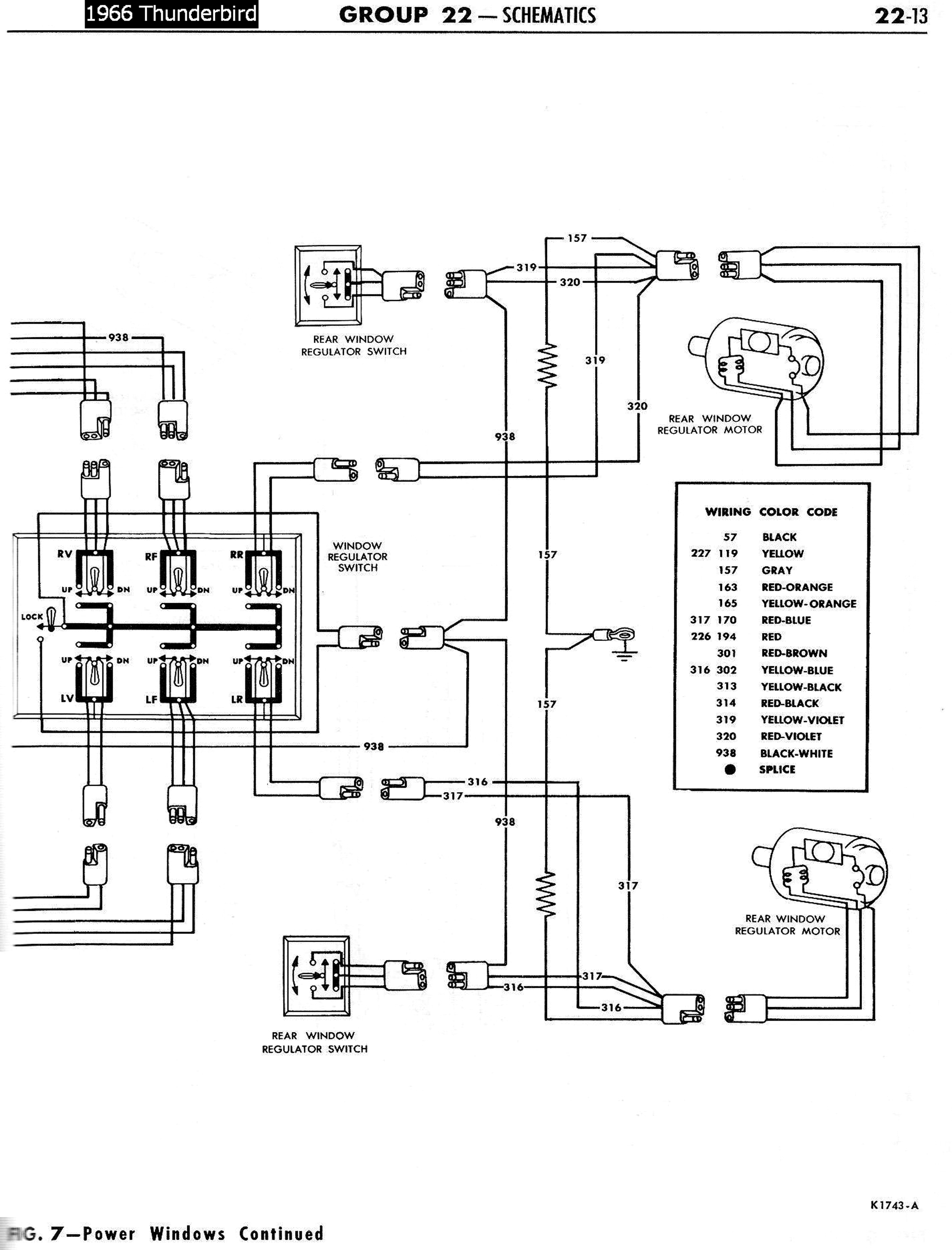 1986 Thunderbird Wiring Diagram | Wiring Diagram Database